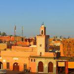 Z WizzAirem do Maroka