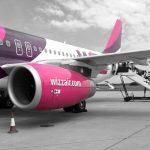 Wizz Air rozwija się na austriackim rynku