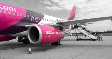 WIZZ AIR świętuje pierwszy lot do Krakowa