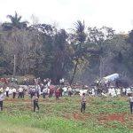 Katastrofa samolotu na Kubie