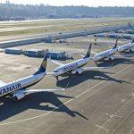 Ryanair wprowadził Zimowy Program Lotów