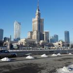W ubiegłym roku Warszawę odwiedziło przeszło 25mln turystów