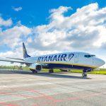 Punktualność Ryanaira We Wrześniu Wyniosła 98%