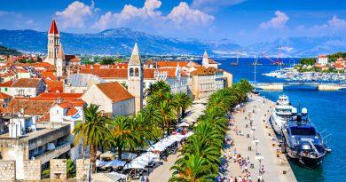 Latem polecimy do Splitu