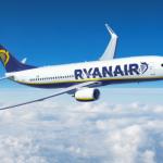 Punktualność Ryanaira w grudniu wyniosła 92%