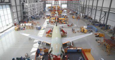 EVA Logistics operatorem logistycznym Airbusa